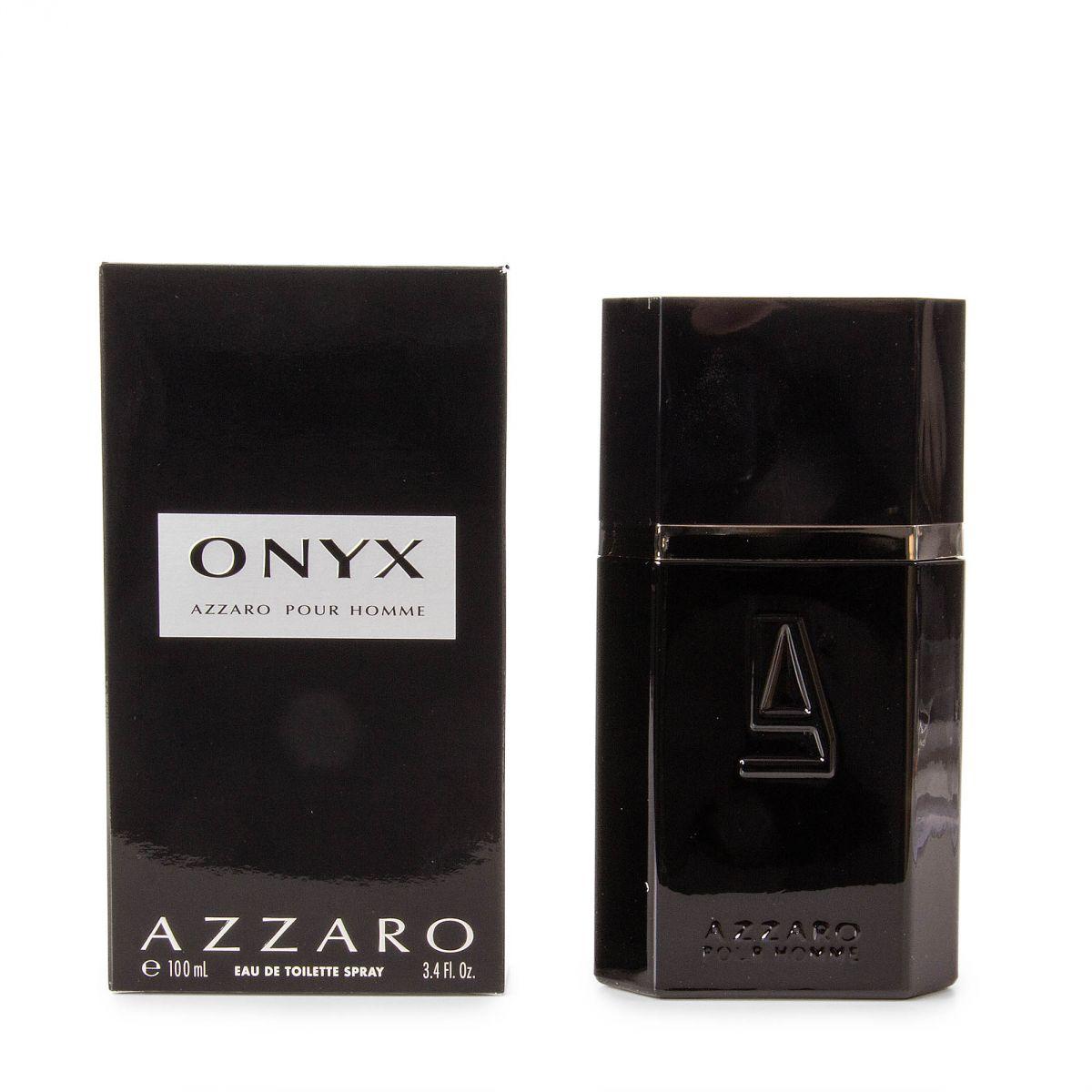 Parfum Eau De Toilette Onyx 100ml Homme Azzaro à Prix Dégriffé