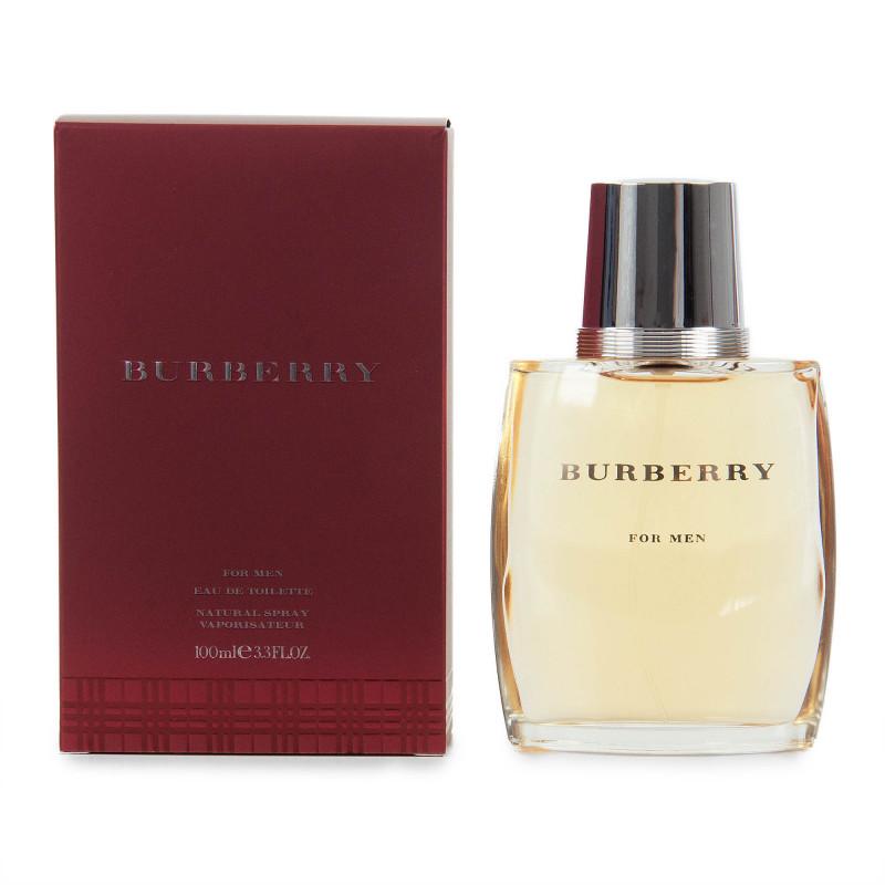 Parfum Eau de toilette Burberry 100 ml Homme BURBERRY marque pas cher prix dégriffés destockage