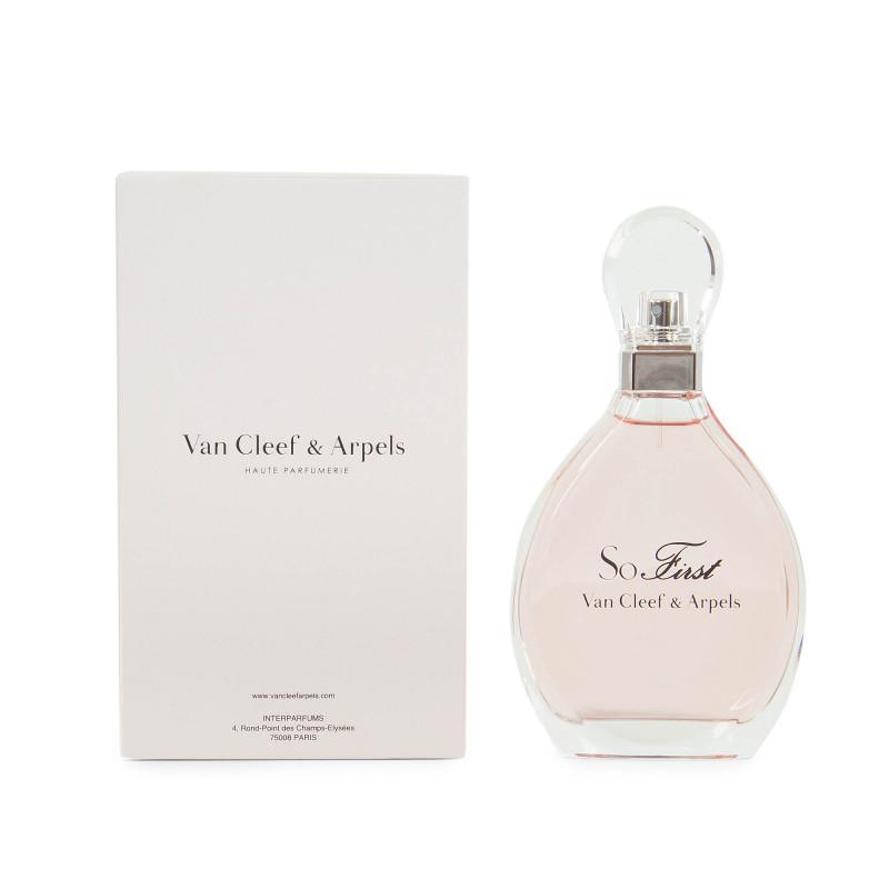 Eau de parfum So First 100 ml femme Van Cleef & Arpels marque pas cher prix dégriffés destockage