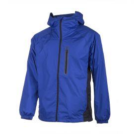 Veste imperméable Coupe-Vent bleue Homme BURTON marque pas cher prix dégriffés destockage