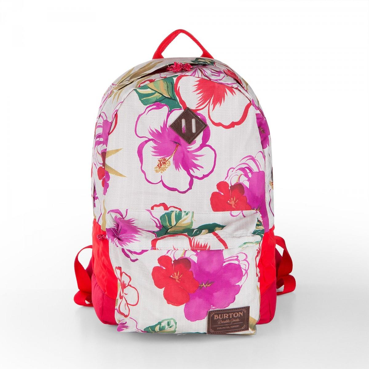 sac dos rouge femme burton prix d griff. Black Bedroom Furniture Sets. Home Design Ideas