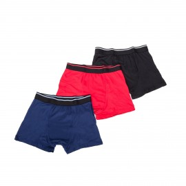 Lot de 3 boxers homme AZERTEX