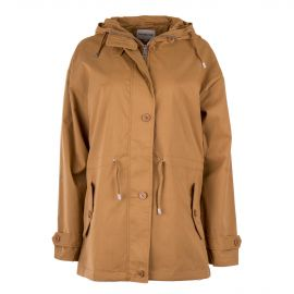 Veste coupe-vent camel femme BEST MOUNTAIN
