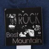 T-shirt manches courtes à message homme BEST MOUNTAIN marque pas cher prix dégriffés destockage