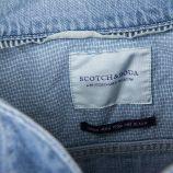Blouson en jean homme Scotch and Soda marque pas cher prix dégriffés destockage