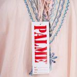 Tunique en coton col V femme PALME marque pas cher prix dégriffés destockage