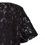 Robe à dentelle fleurie femme DDP marque pas cher prix dégriffés destockage