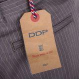 Short gris rayé à ceinture femme DDP marque pas cher prix dégriffés destockage
