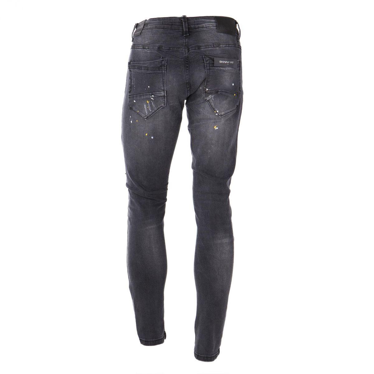 jean skinny stretch noir empi cements d chiri s homme blue spencer 39 s. Black Bedroom Furniture Sets. Home Design Ideas