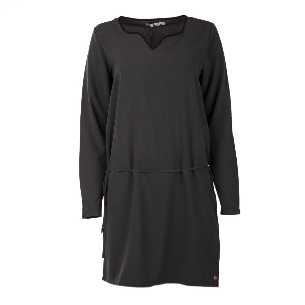 robe fluide kaki femme little marcel prix d griff. Black Bedroom Furniture Sets. Home Design Ideas