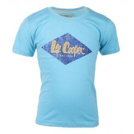 ece198c52a2f8 Tee shirt manches courtes garçon LEE COOPER marque pas cher prix dégriffés  destockage
