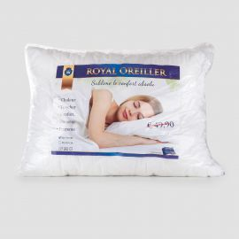 Oreiller blanc 50X70 ROYAL OREILLER