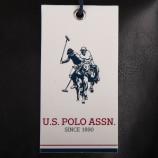 Sacoche noire homme US POLO marque pas cher prix dégriffés destockage