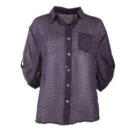 Chemise oversize manches courtes femme BEST MOUNTAIN