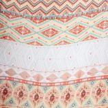 Haut motifs aztèques style poncho femme BEST MOUNTAIN marque pas cher prix dégriffés destockage