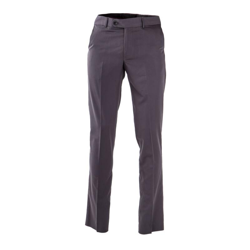 Pantalon de costume gris anthracite homme MARION ROTH marque pas cher prix dégriffés destockage