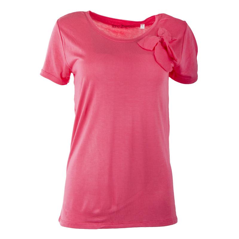 Tee shirt avec nœud femme BEST MOUNTAIN marque pas cher prix dégriffés destockage