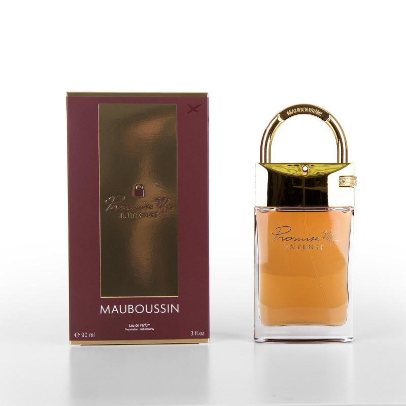 Parfum eau de parfum 90 ml Promise me intense Femme MAUBOUSSIN marque pas cher prix dégriffés destockage