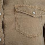 Chemise manches longues pressions femme BEST MOUNTAIN marque pas cher prix dégriffés destockage