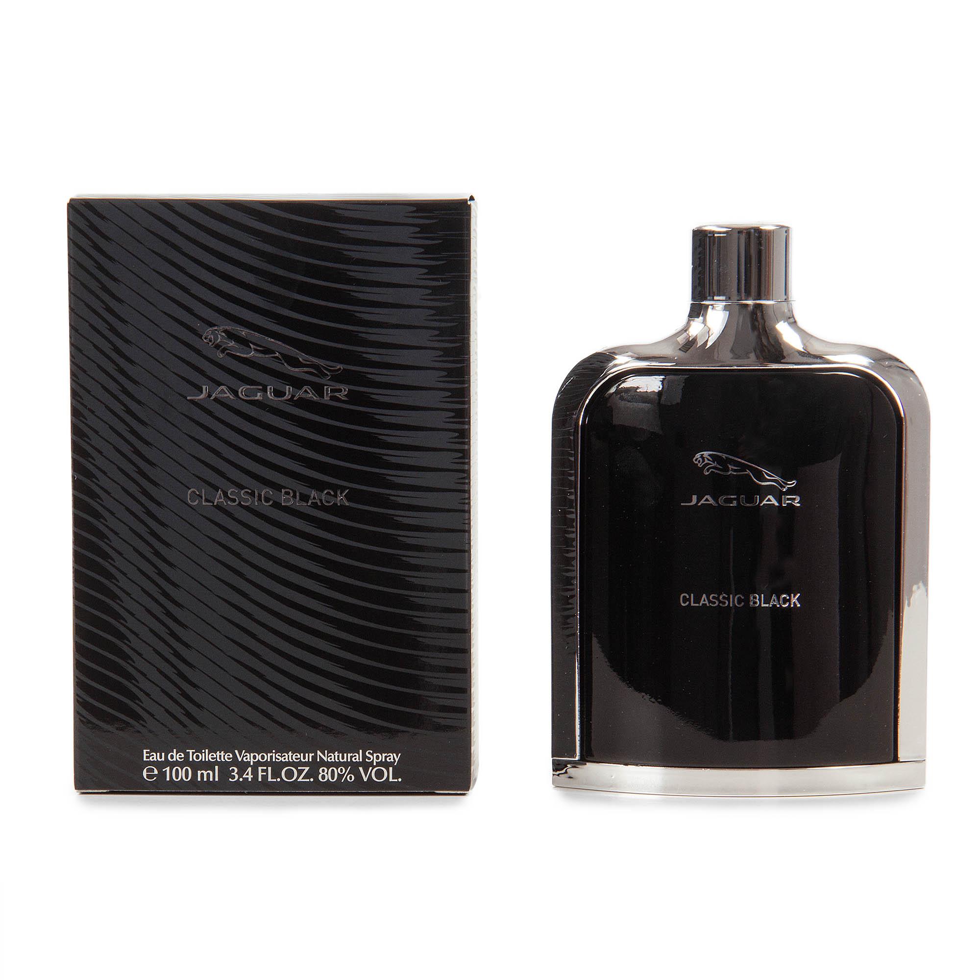Black Classic Jaguar Parfum 100ml Homme Toilette Eau De PiuZkX