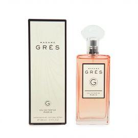 Eau de parfum Madame Grès 100ml Femme GRES marque pas cher prix dégriffés destockage
