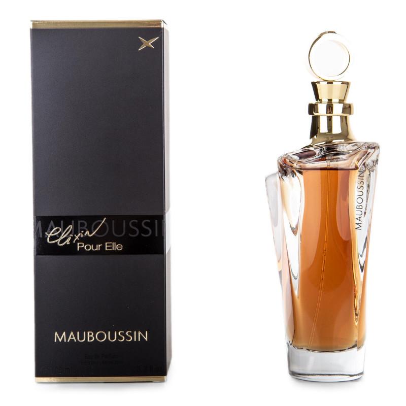 Eau De Parfum Elixir 100 Ml Femme Mauboussin à Prix Dégriffé
