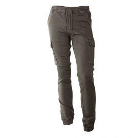 Pantalon style jogging kaki homme BEST MOUNTAIN marque pas cher prix dégriffés destockage