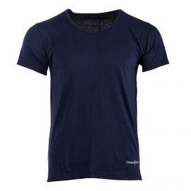 Tee-shirt uni manches courtes homme PACIOTTI