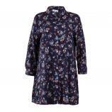 Robe chemise à motifs femme GOA marque pas cher prix dégriffés destockage