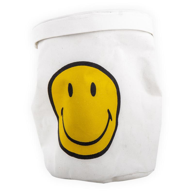 Boite blanche smiley SERAX marque pas cher prix dégriffés destockage