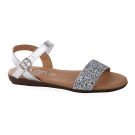 Sandales à paillettes femme ISSA MIEL