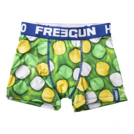 Boxer marshmallows haribo enfant FREEGUN