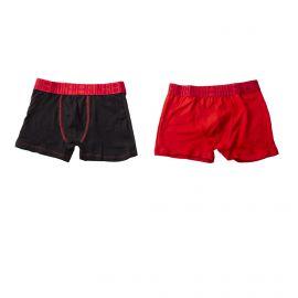 Lot de 2 boxers en microfibre garçon FREEGUN marque pas cher prix dégriffés destockage