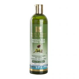 Gel douche hydratant à l'huile d'olive HEALTH AND BEAUTY