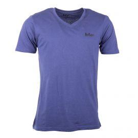 Tee shirt basique en coton homme LEE COOPER marque pas cher prix dégriffés destockage