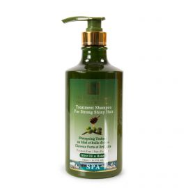 Shampoing 780ml huile d'olive et miel  Health and Beauty