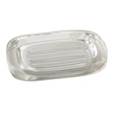 Porte savon plexiglas et inox GUZZINI marque pas cher prix dégriffés destockage
