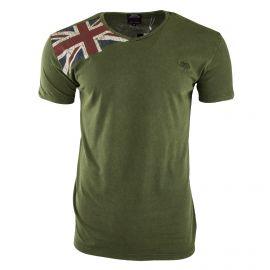 Tee-shirt à col V homme LONSDALE