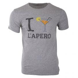 Tee shirt à manches courtes slogan homme FABULOUS ISLAND