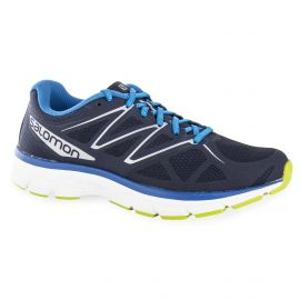 Baskets running bleues Ortholite Homme SALOMON