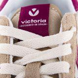 Baskets style running femme VICTORIA marque pas cher prix dégriffés destockage