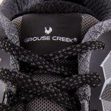 Baskets running homme GROUSE CREEK marque pas cher prix dégriffés destockage