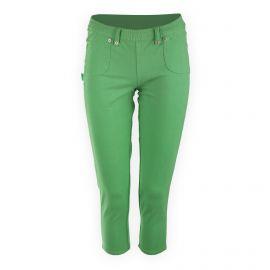 Pantacourt vert femme LEGZ