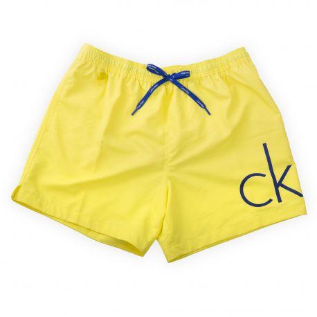 84f4ce70b2 Short de bain homme Calvin Klein marque pas cher prix dégriffés destockage