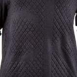 Pull fin noir femme Calvin Klein marque pas cher prix dégriffés destockage