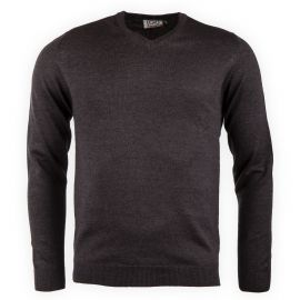Pull col V homme Crossby