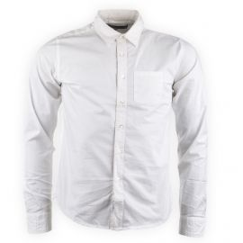 Chemise blanche homme Crossby