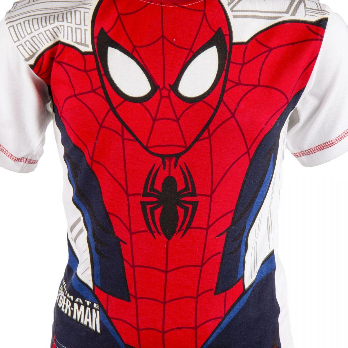 93dec83011da9 ... Pyjama Spiderman Enfant MARVEL marque pas cher prix dégriffés  destockage ...