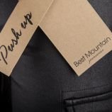 Pantalon noir enduit femme Best Mountain marque pas cher prix dégriffés destockage
