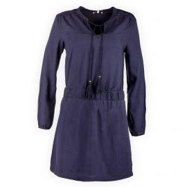 Robe bleu marine femme Best Mountain marque pas cher prix dégriffés destockage